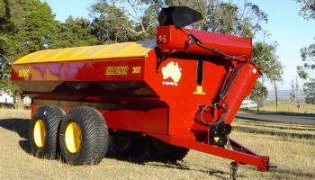 Grain Handling & Farm Machinery